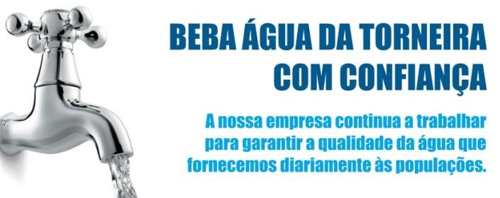 O COVID-19 E O FORNECIMENTO DE ÁGUA SEGURA NA TORNEIRA