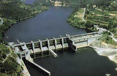 Barragem de Crestuma - Lever