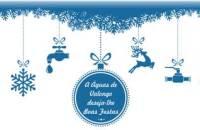 Aviso encerramento Natal e Passagem de Ano 2016 - Aguas de Valongo